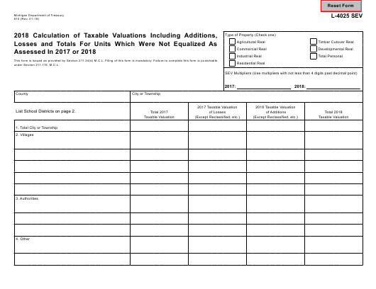 Form 610 2018 Fillable Pdf