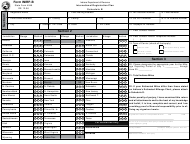 State Form 4949 Form Inirp-B Schedule B - International Registration Plan - Indiana