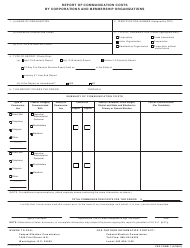 """FEC Form 7 """"Report of Communication Costs by Corporations and Membership Organizations"""""""