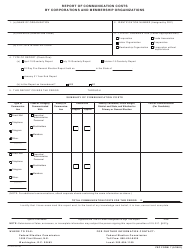 FEC Form 7 Report of Communication Costs by Corporations and Membership Organizations