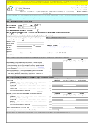 Form EIA-857 Monthly Report of Natural Gas Purchases and Deliveries to Consumers