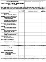 "FSIS Form 4791-24 ""Safety and Health Inspection Checklist - Plant Facilities"""