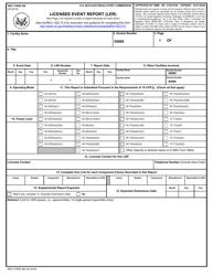 "NRC Form 366 ""Licensee Event Report (Ler)"""