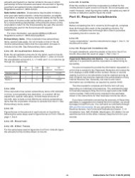 Instructions for IRS Form 1120-w - Estimated Tax for Corporations 2018, Page 4