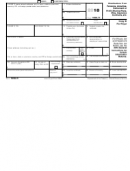 "IRS Form 1099-R ""Distributions From Pensions, Annuities, Retirement or Profit-Sharing Plans, Iras, Insurance Contracts, Etc."", Page 10"