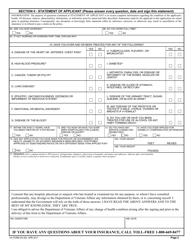 VA Form 29-352 Download Fillable PDF or Fill Online ...