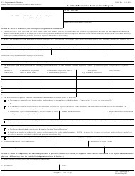 ATF Form 5400.4 Limited Permittee Transaction Report