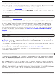 Instructions for USCIS Form I-485 Supplement a - Adjustment of