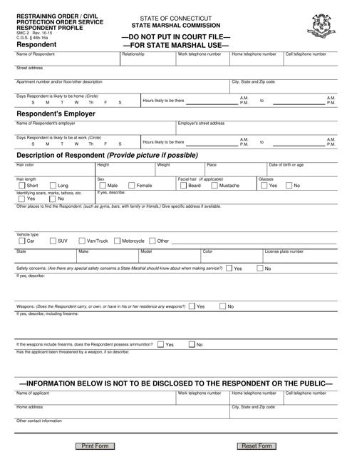 Form SMC-2  Printable Pdf