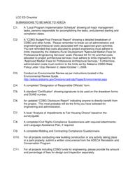 """Letter of Conditional Commitment - Economic Development Checklist"" - Alabama"