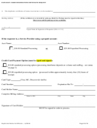 Reservation Forms In Pdf | Duplicate Name Reservation Certificate Request Form Download