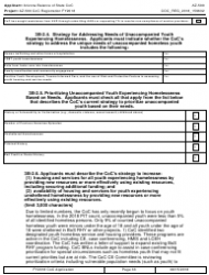Form AZ-500 2018 Coc Registration Application - Arizona, Page 33