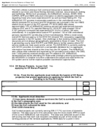 Form AZ-500 2018 Coc Registration Application - Arizona, Page 9