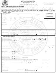 Form Claims ICA 0102 Worker's & Physician's Report of Injury - Arizona