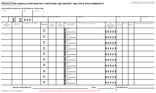 Form DPR-PML-183  Printable Pdf