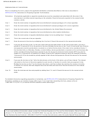 "Form CDTFA-501-CM ""Cigarette Manufacturer's Tax Return of Taxable Distributions in California"" - California, Page 3"