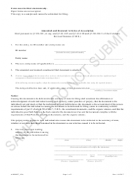 """""""Amended and Restated Articles of Association - Limited Partnership Associations - Sample"""" - Colorado"""