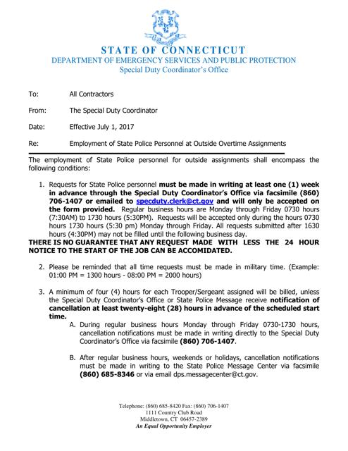 Form DPS-693-C-1  Printable Pdf