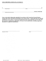 """Preferred Provider Network (Ppn) License Renewal Application Form (Renewal)"" - Connecticut, Page 7"