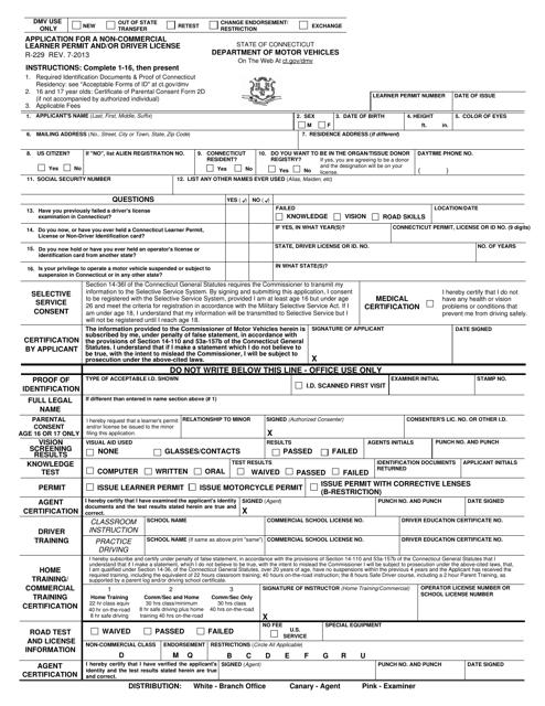Form R-229  Printable Pdf