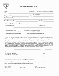 """Cost Share Application Form"" - Delaware"