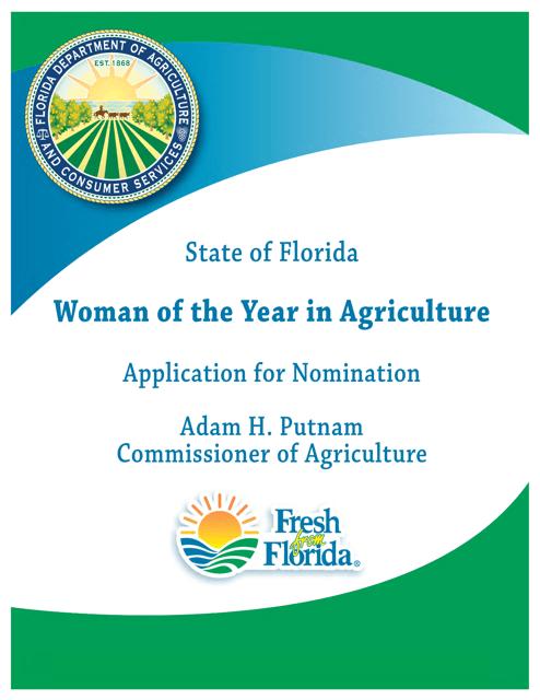Form FDACS-01597 Printable Pdf