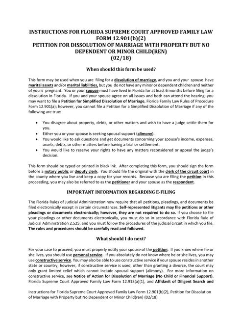 Form 12.901(B)(2)  Printable Pdf