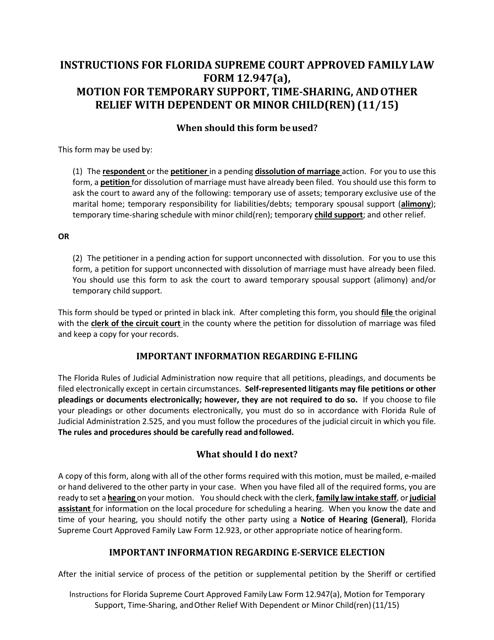 Form 12.947(A)  Printable Pdf