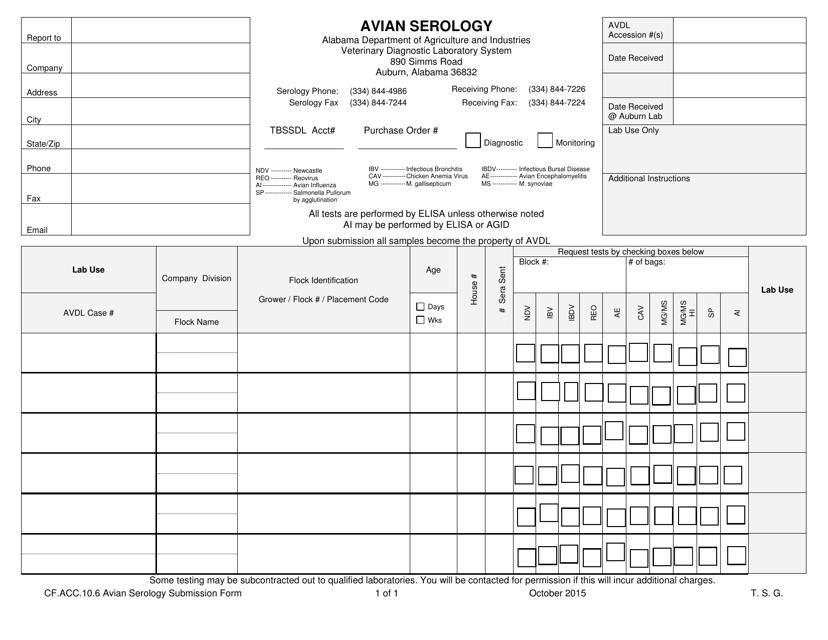 Form CF.ACC.10.6  Printable Pdf