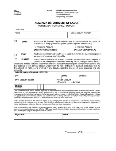 Form DD-1  Printable Pdf