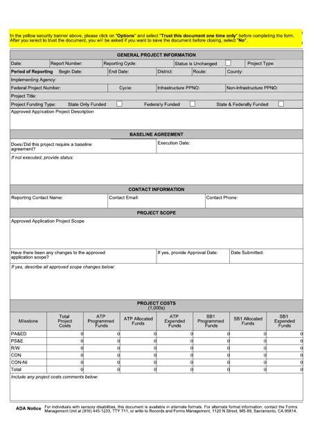 Form LAPG22-S  Printable Pdf
