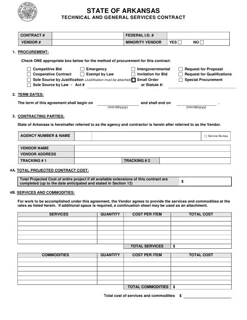 Form TGS-1  Printable Pdf
