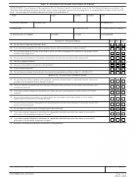 DA Form 5118 Reassignment Status and Election Statement, Page 4