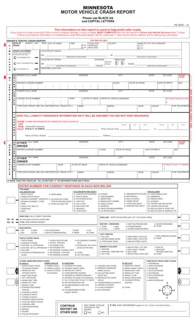Form PS33201  Printable Pdf
