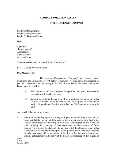 Form T-9ALT  Printable Pdf