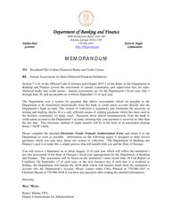 """Electronic Funds Transfer Authorization Form"" - Georgia (United States)"
