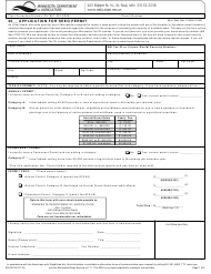 "Form AG-00744 ""Seed Permit Application"" - Minnesota"
