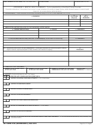 DD Form 2792 Family Member Medical Summary, Page 11