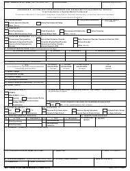 DD Form 2792 Family Member Medical Summary, Page 13