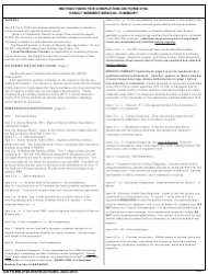 DD Form 2792 Family Member Medical Summary