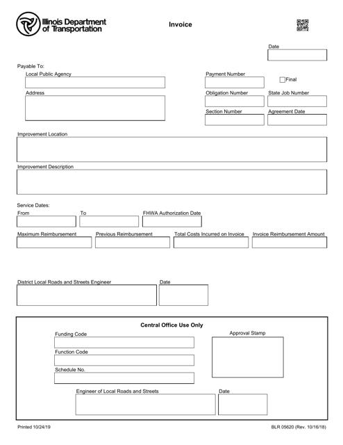 Form BLR 05620 Fillable Pdf