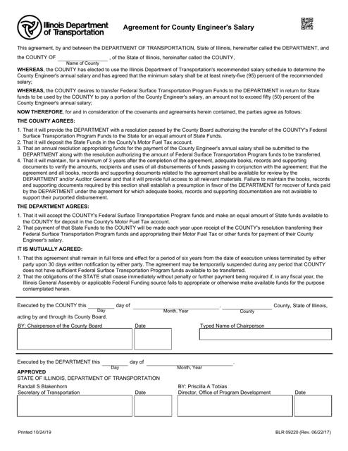 Form BLR09220 Printable Pdf