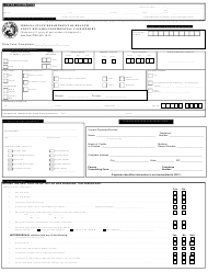 State Form 51201 Adult Hiv/Aids Confidential Case Report - Indiana