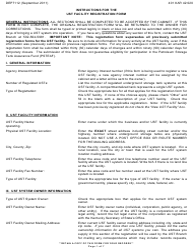 "Form DEP7112 ""Ust Facility Registration Form"" - Kentucky"