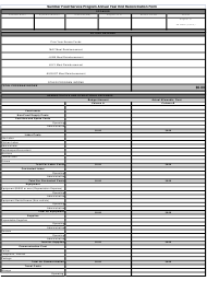 """Summer Food Service Program Annual Year End Reconciliation Form"" - Georgia (United States)"