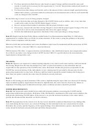 """Instructions for """"Center Review Form for Child Care Centers - Sponsoring Organizations Only"""" - Georgia (United States), Page 7"""