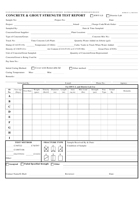 Form MTRB JC-1A  Printable Pdf