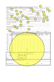 """Instructions for Form MTRB JC-1A, MTRB VJC-3A """"Concrete & Grout Strength Test Report"""" - Hawaii"""