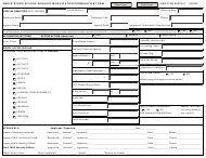 "FMIS Form SECU24 ""Access Request/Modification/Termination Form"" - Maryland"