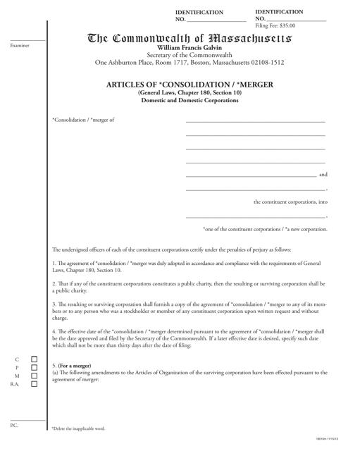 Form 18010M  Printable Pdf